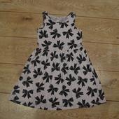 Летнее платье H&M 8-10лет