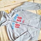 Теплая толстовка   H&M для мальчика 10 -12 лет ( 146 -152)