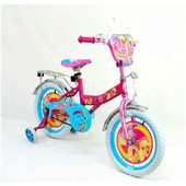 Велосипед 12 дюймов детский мульт 141208