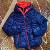 Деми куртка на синтепоне