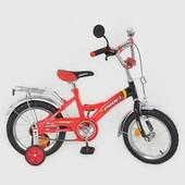 Велосипед детский 12 дюймов P 1236 Profi