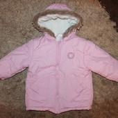 Куртка на девочку 86 р
