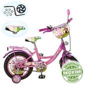 Велосипед детский 12д. LT 0050-02 Лунтик