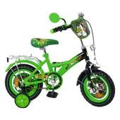 Велосипед детский мульт 12 д. P1232B-1