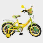 Велосипед детский мульт 12д. P 1244 Bm Profi