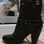 Ботинки сапожки сапоги весна полусапожки осень чоботи UGG демисезон