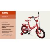 Велосипед 2-х колес 14 151412