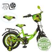 Велосипед детский 14д. BN 0039 BEN10