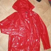 Дождевик куртка Internacionale 16. Лаковый. 988.