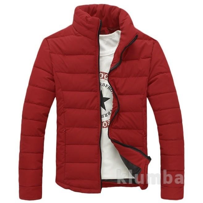 Дутая куртка без капюшона. цвета! добавлен размер xxl! фото №1