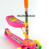 Детский скутер с сиденьем 925/466-59
