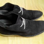 Ботинки нат.замша Asos р.46