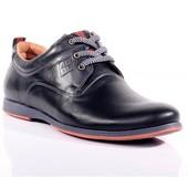 мужские туфли натуральная кожа Модель: 121