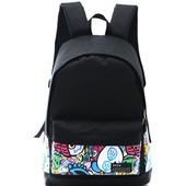 3-1 Молодежный рюкзак / Школьный рюкзак / Стильный / Вместительный