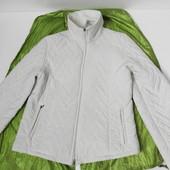 Италия. Осенняя стёганая куртка с нюансами. M / L