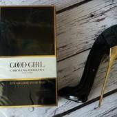 Carolina Herrera Good Girl женская парфюмерия