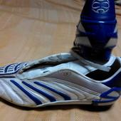 Бутсы Adidas Predator оригинал р.44
