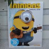 Книга Minions 2016