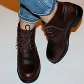 Ботинки Mori, Испания, 38 р, кожа, оригинал