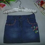 Модная юбка Topolino на 5-6л(110-116см)Мега выбор обуви и одежды