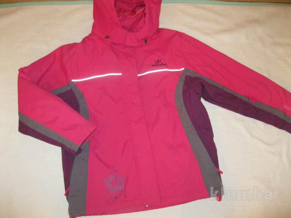 Куртка деми на рост 152см фото №1