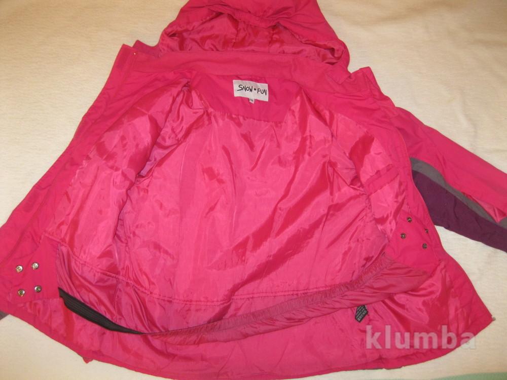 Куртка деми на рост 152см фото №2