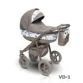 Универсальная коляска Camarelo Vision Design