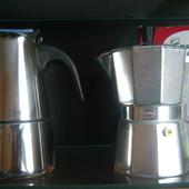 Гейзерные кофеварки на 2 и 3 чашки