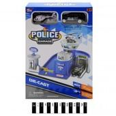 Парковочный центр ТН626, Полиция