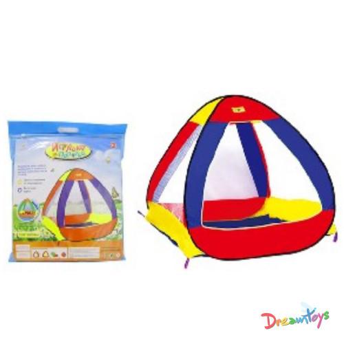Палатка детская большая 110 110 105см, 8121 фото №1