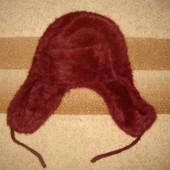 Ангоровая новая шапка