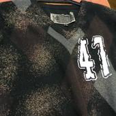 Стильная безрукавка под рубашку xl xxl