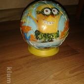 3D пазл шар Миньоны