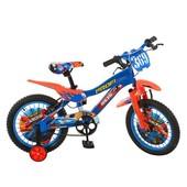 Детский велосипед Profi Racing 16д sx16-19-r, сине-оранжевый