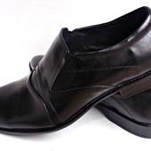 Классические туфли Кожа!
