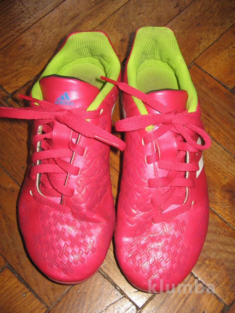Бутси (копочки, бутсы) adidas 34 р. uk 2 стелька 21 см. оригінал в'єтнам фото №1