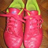 Бутси (копочки, бутсы) Adidas 34 р. UK 2 стелька 21 см. Оригінал В'єтнам