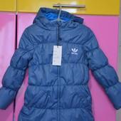 КОПІЯ Adidas курточка демисезонная р.110-116