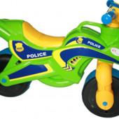 Мотоцикл толокар Байк Полиция
