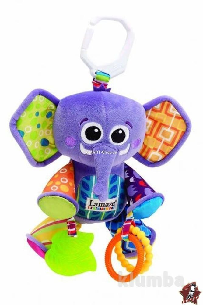 Слонёнок эдди lamaze фото №1