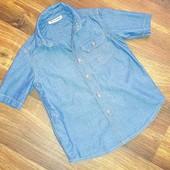 Котоновая рубашка Duck&Dodge  на 5 лет.