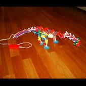 Конструктор Динозавр на радиоуправлении