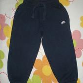 Теплые штаны на 12-18 месяцев
