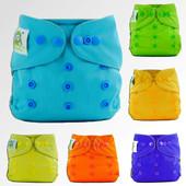 Многоразовые подгузники CoolaBaby для новорожденных