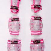 Защита Explore Cooper размер M Серо-розовый, 00000110050