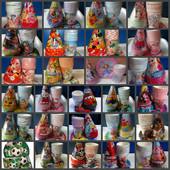 Наборы для детский дней рождений!22 варианта! Укрпочта 12 грн