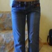 прямые джинсы xs-s