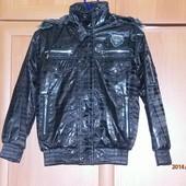 Курточка на р128-134