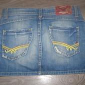 Tommy Hilfiger джинсовая юбка Оригинал