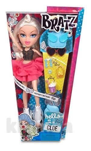 Bratz hello my name is сloe doll кукла братц здравствуйте, меня зовут хлоя фото №1
